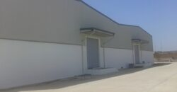 56000 Sq.ft Storage for lease in Chhatral Ahmedabad