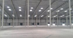 40000 Sq.ft Industrial Factory for rent in Kadi