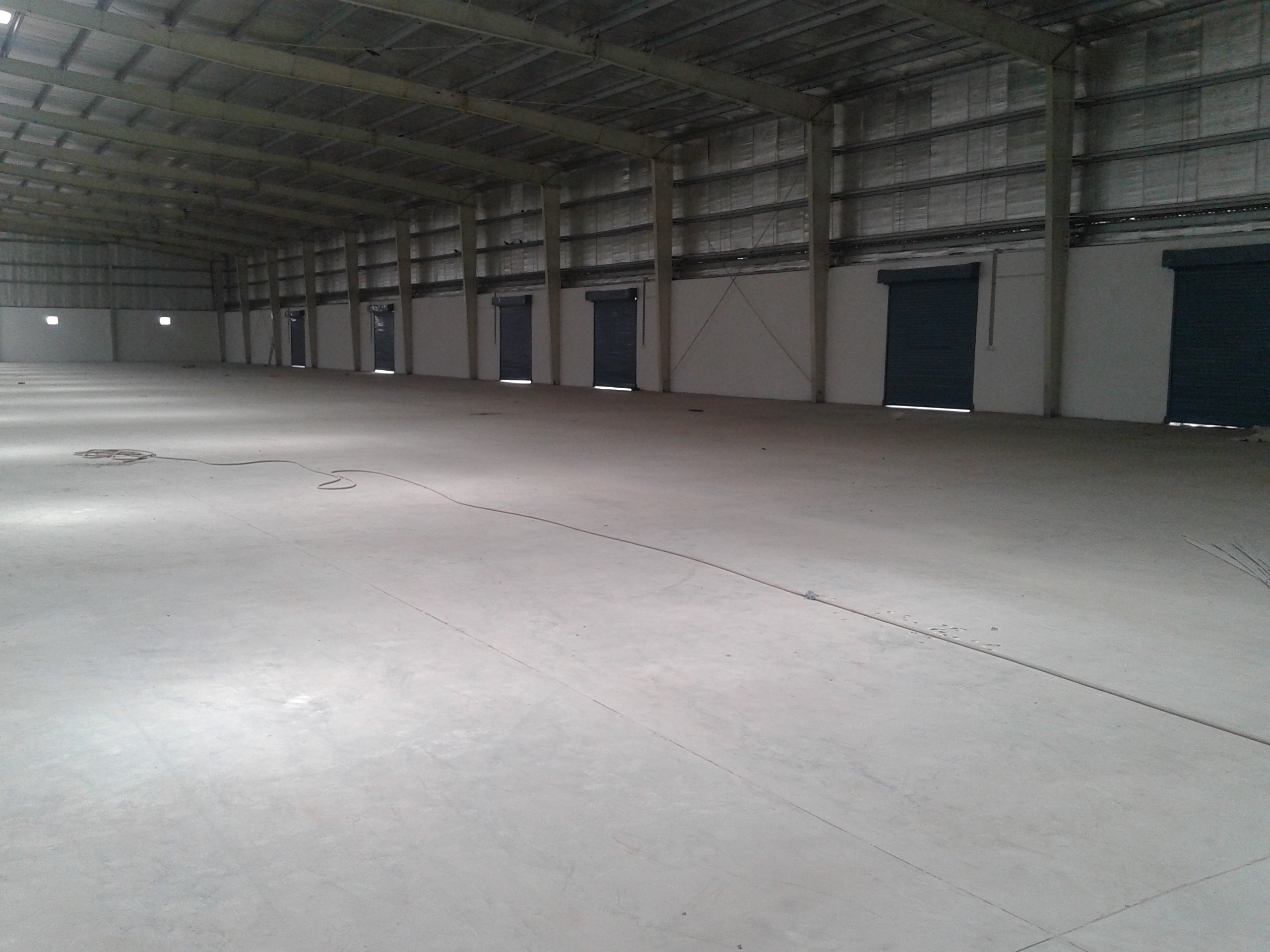 45000 Sq.ft Industrial Shed for lease in Chhatral