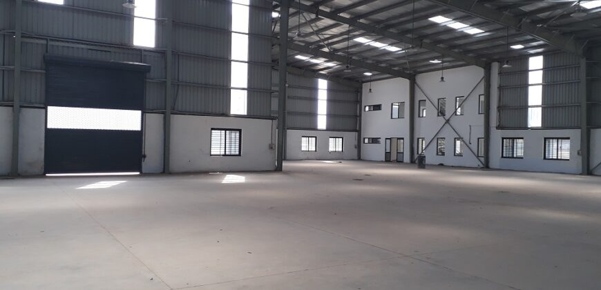 500000 Sq.ft Industrial Shed for lease in Kadi Ahmedabad