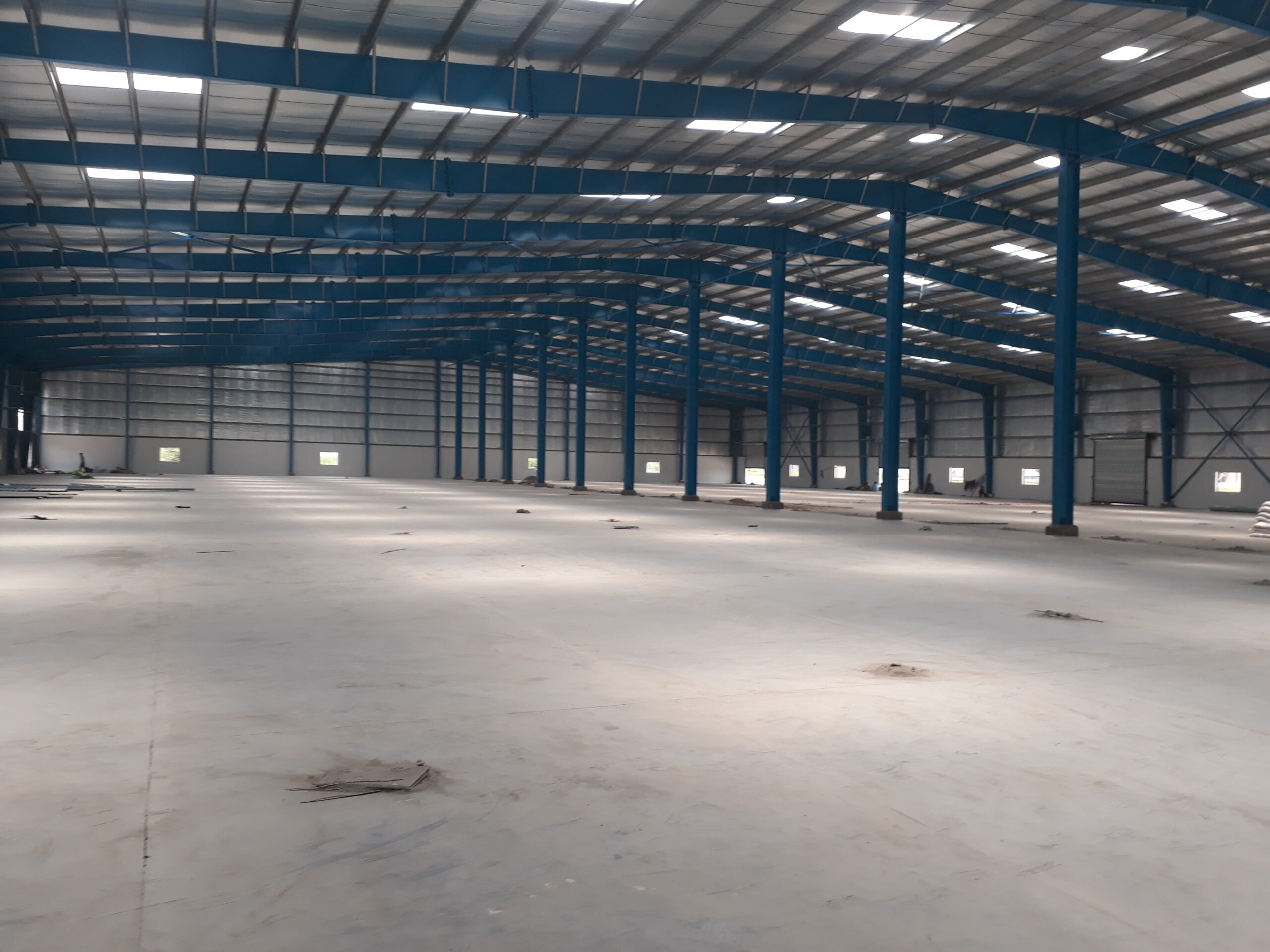 67000 Sq.ft Warehouse for lease in Chhatral