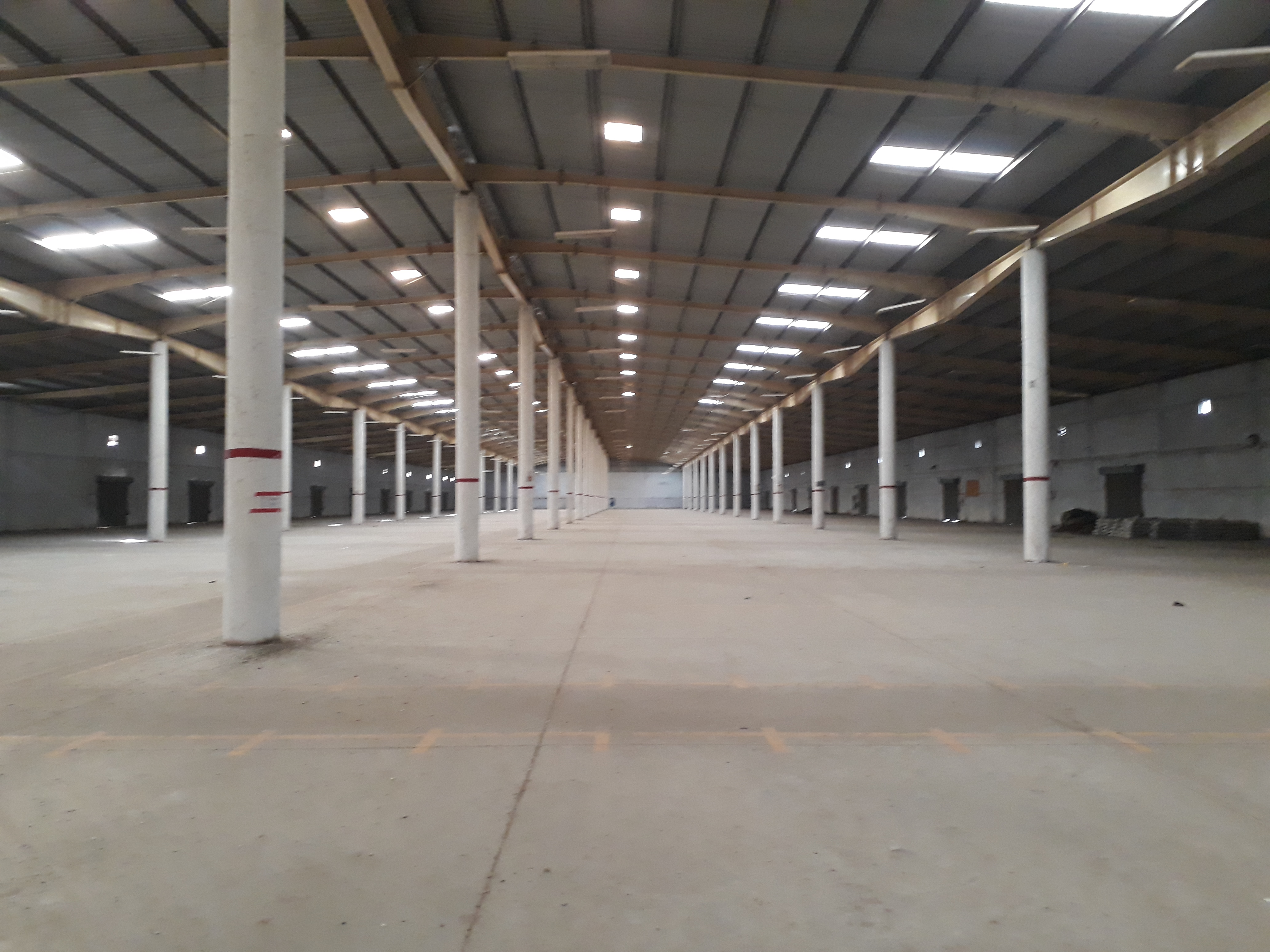 34000 Sq.ft Industrial Factory for rent in Kadi