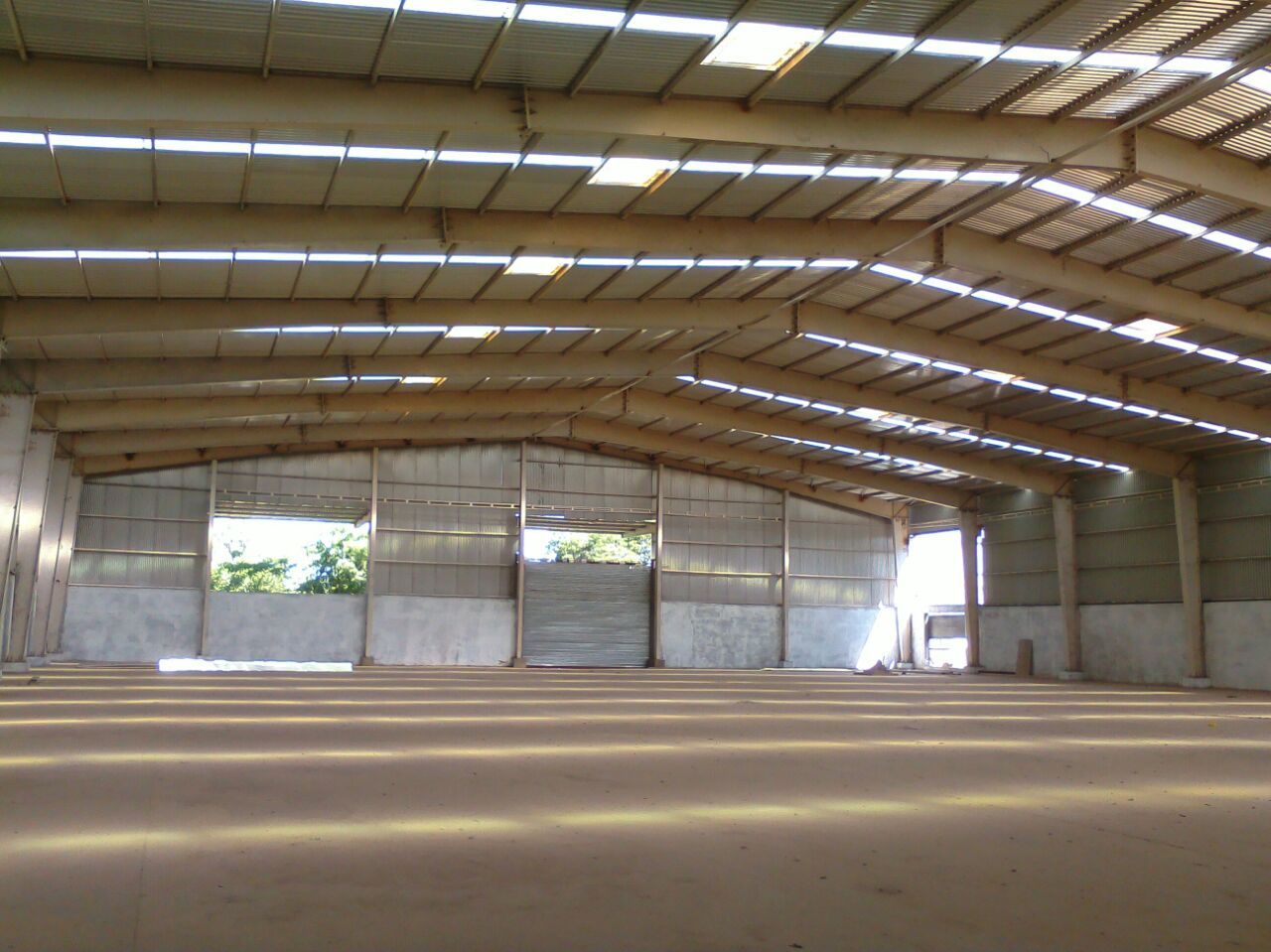 52000 Sq.ft Industrial Shed for lease in Becharaji