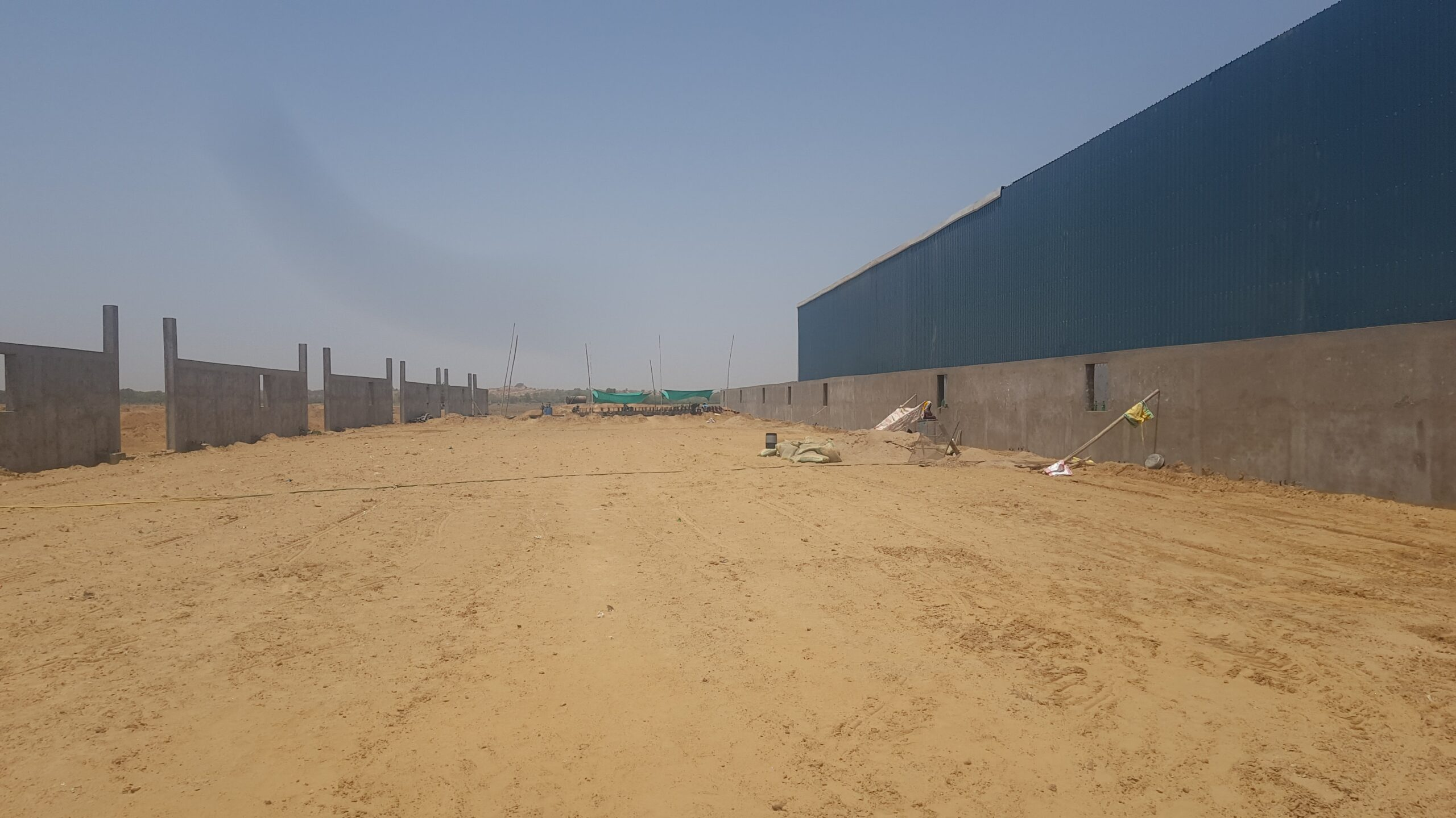 80000 Sq.ft Industrial Shed for lease in Bavla Ahmedabad