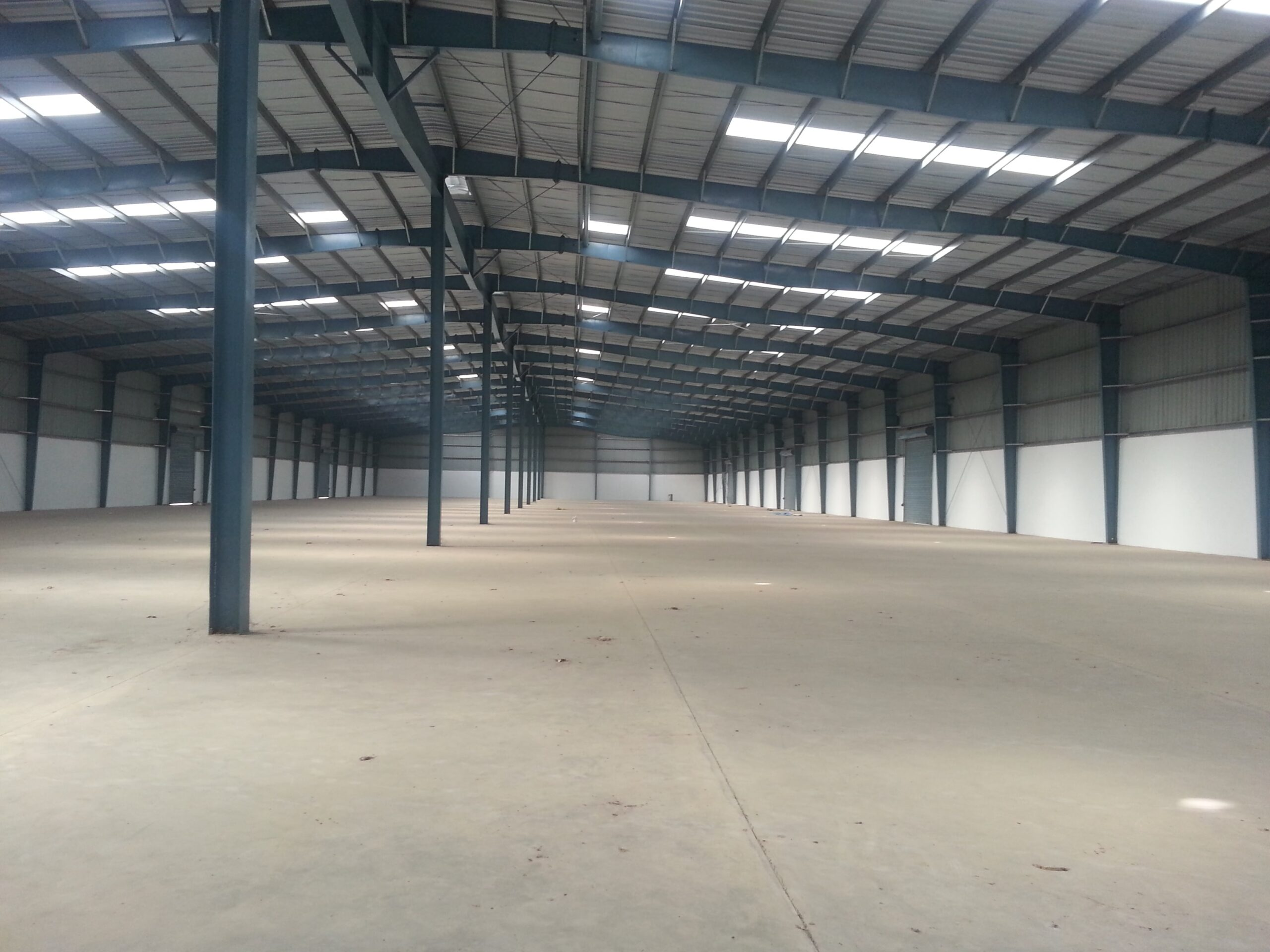 35000 Sq.ft Warehouse for rent in Aslali Ahmedabad