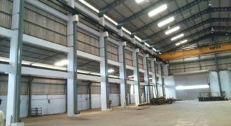 68000 Sq.ft Godown for lease in Becharaji