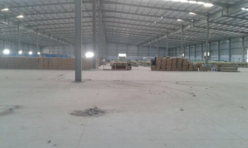 45000 Sq.ft Godown for lease in Kadi Ahmedbad