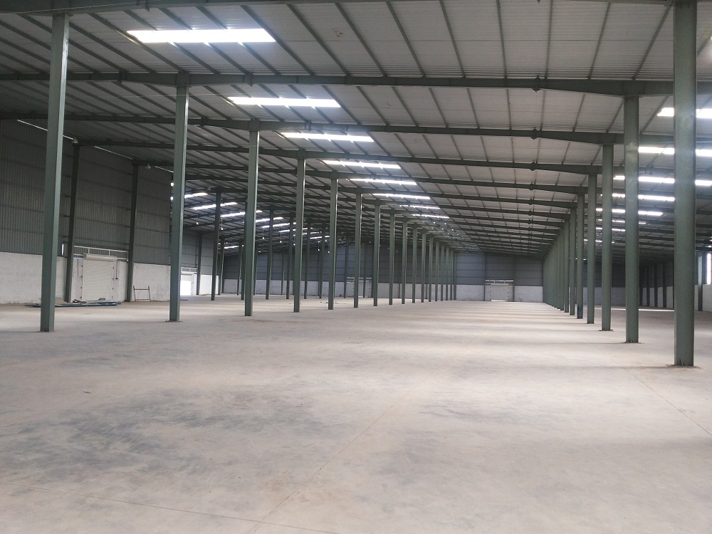 69000 Sq.ft Industrial Factory for lease in Chhatral Ahmedabad
