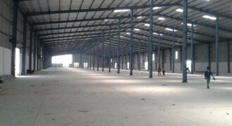 53000 Sq.ft Industrial Factory for lease in Changodar Ahmedabad