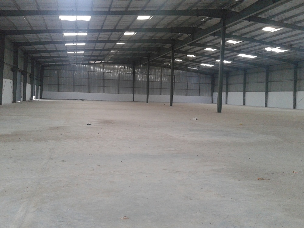 60000 Sq.ft Warehouse for rent in Kadi Ahmedabad