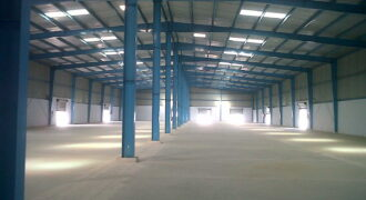 45000 Sq.ft Industrial Factory for lease in Bavla Ahmedabad
