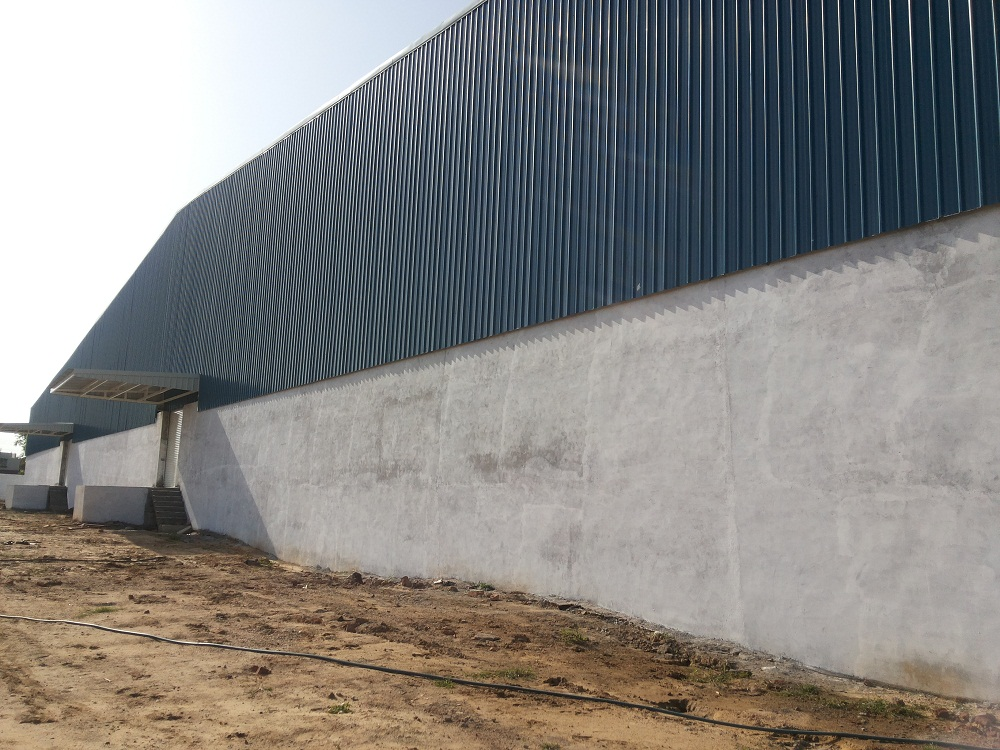 68000 Sq.ft Industrial Shed for lease in Chhatral Ahmedabad