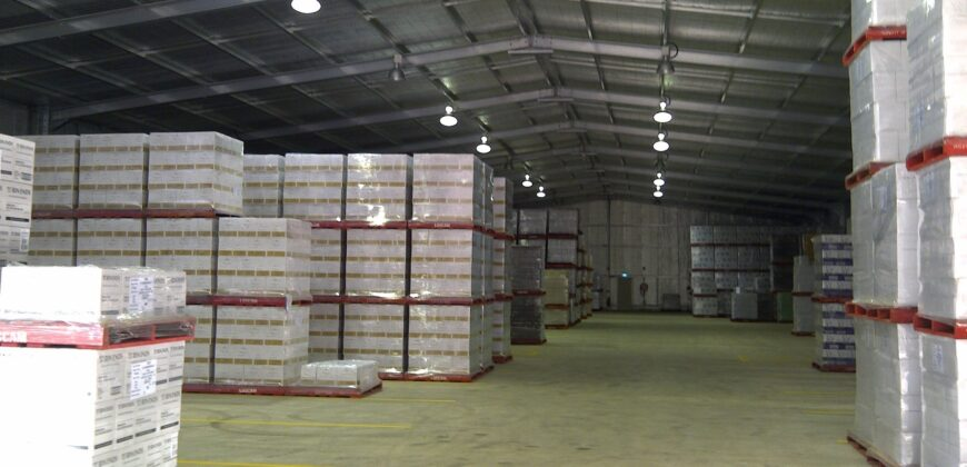 80000 Sq.ft Warehouse for lease in Becharaji