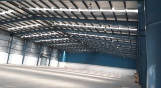 66000 Sq.ft Industrial Shed for lease in Kadi Ahmedabad