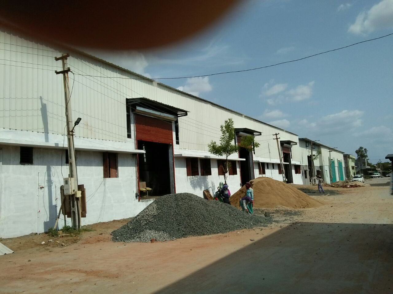 58000 Sq.ft Industrial Shed for rent in Changodar Ahmedabad