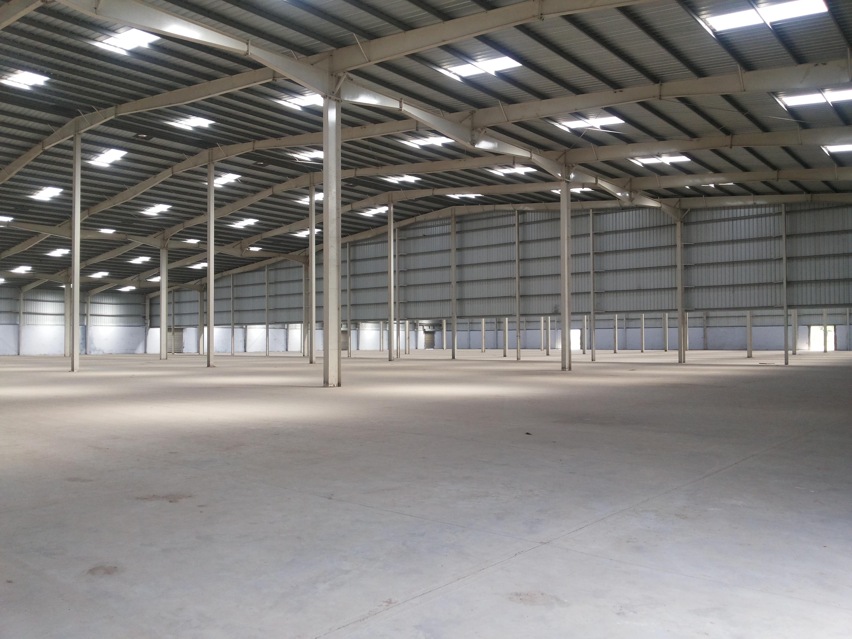 75000 Sq.ft Industrial Factory for rent in Adalaj Ahmedabad