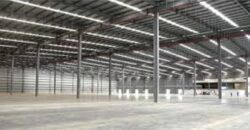 40000 sq.ft Industrial Shed for Rent in Vatva, Ahmedabad