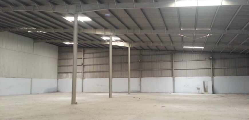 20000 to 50000 sq.ft | Warehouse for rent in Narol, Ahmedabad