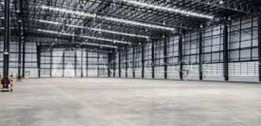 50000 sq.ft Industrial Shed for Rent in Sarkhej, Ahmedabad