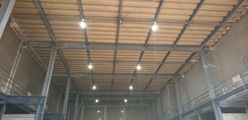 90000 sq.ft Warehouse available for lease in Santej, Ahmedabad