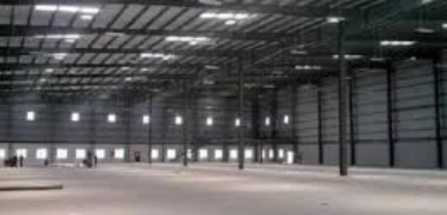 50000 sq.ft Warehouse for Rent in Adalaj, Ahmedabad