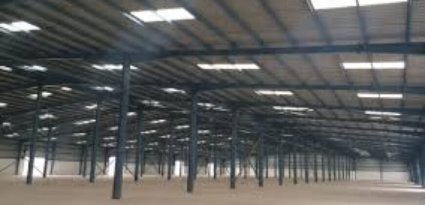 67000 sq.ft Warehouse for rent or lease in Chhatral, Ahmedabad