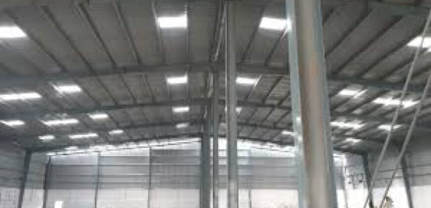 65000 sq.ft Industrial Shed for Rent in Vithalapur, Ahmedabad