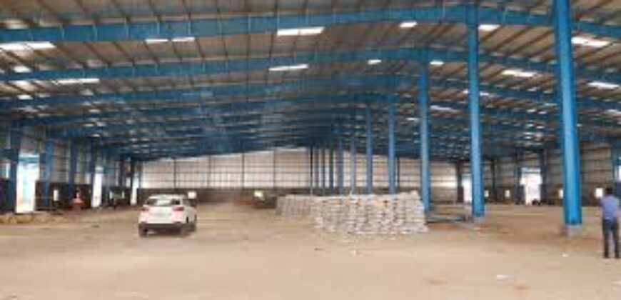 25000 sq.ft | Warehouse for Lease in Bavla, Ahmedabad