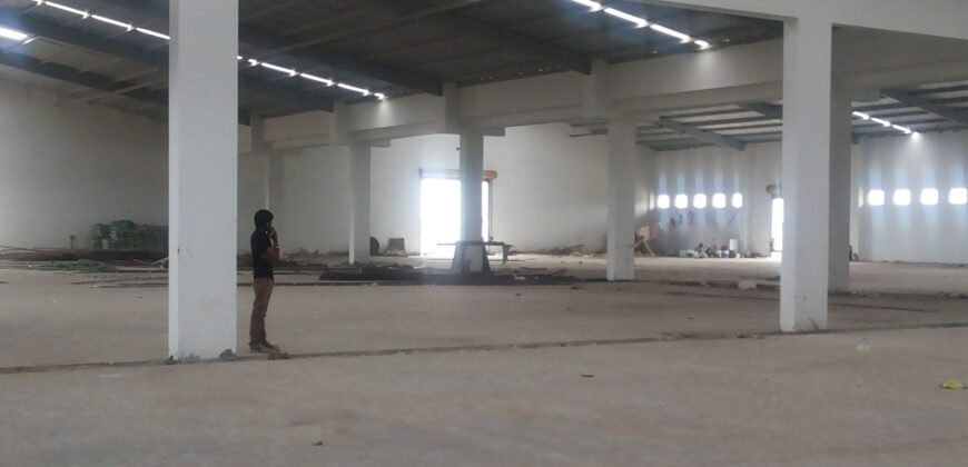 68000 sq.ft Industrial Factory for lease in Aslali, Ahmedabad