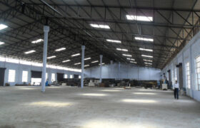 26000 sq.ft Industrial Shed for lease in Chhatral, Ahmedabad