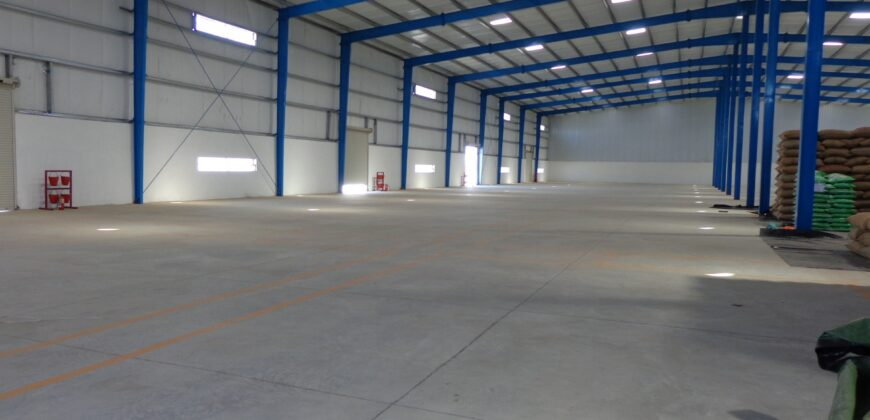 40000 sq.ft Industrial Shed for Rent in Santej, Ahmedabad