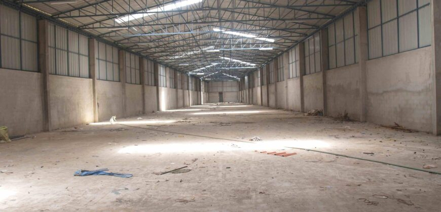 50000 sq.ft Industrial shed available for rent in Bavla, Ahmedabad
