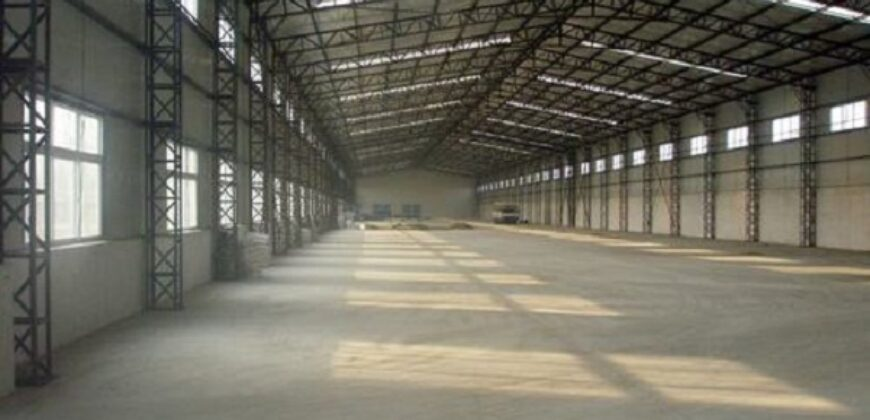 70000 sq.ft Warehouse available for rent in Chhatral, Ahmedabad