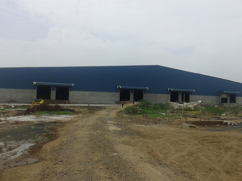25000 to 250000 sq.ft Find Warehouse in Aslali
