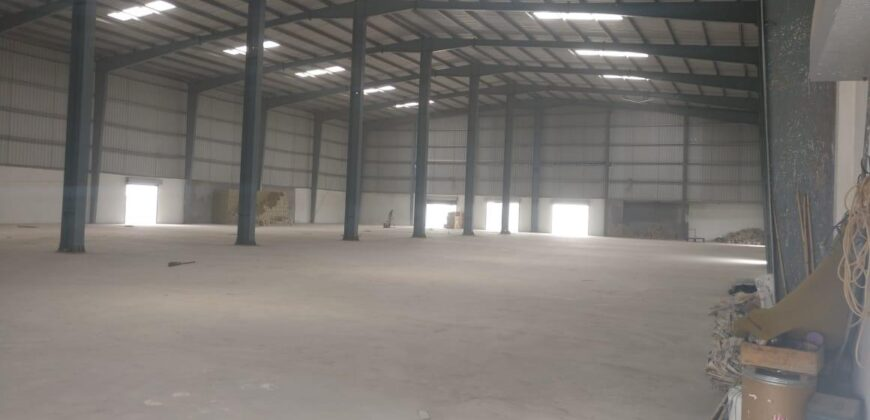 52000 sq.ft | Warehouse for Rent in Kheda, Ahmedabad