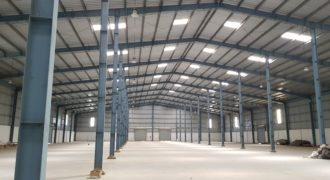 30000 sq.ft Industrial Shed lease in Kathwada, Ahmedabad