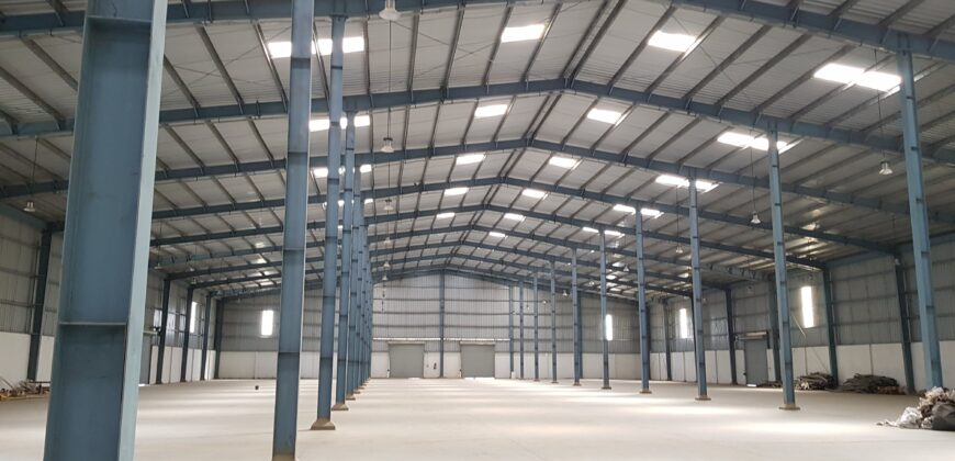 30000 sq.ft | Industrial Shed lease in Kathwada, Ahmedabad