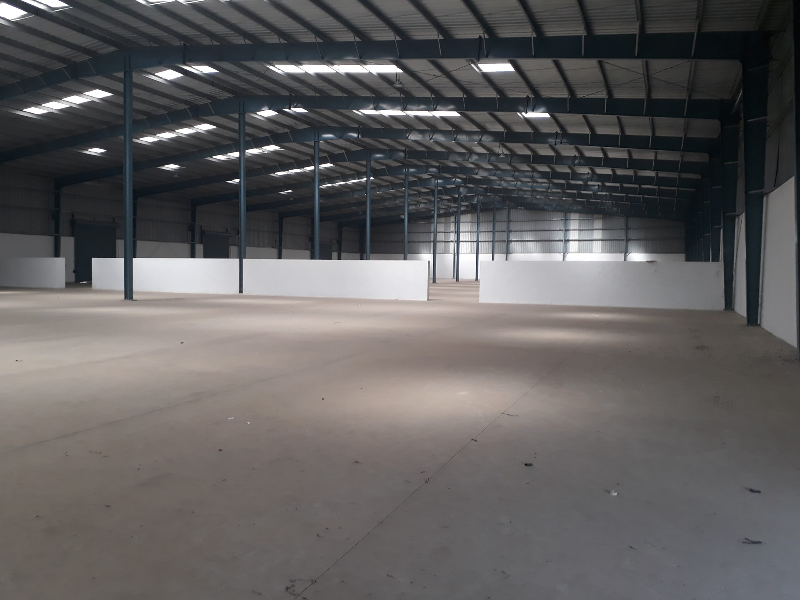 900000 sq.ft Industrial Shed for Rent in Aslali, Ahmedabad