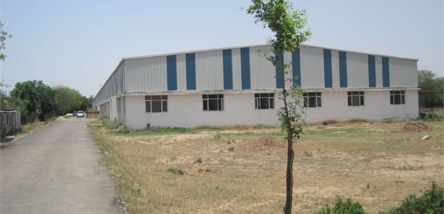 80000 sq.ft Warehouse for Rent in Sanand, Ahmedabad