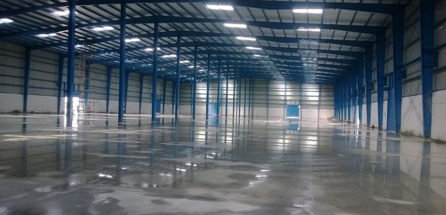 150000 sq.ft Industrial Shed For Rent in Sanand, Ahmedabad