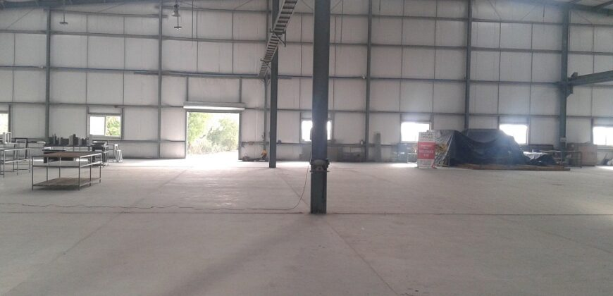 56000 sq.ft | Industrial Shed for Rent in Aslali, Ahmedabad