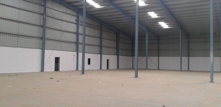 65000 sq.ft | Warehouse for Rent in Changodar, Ahmedabad