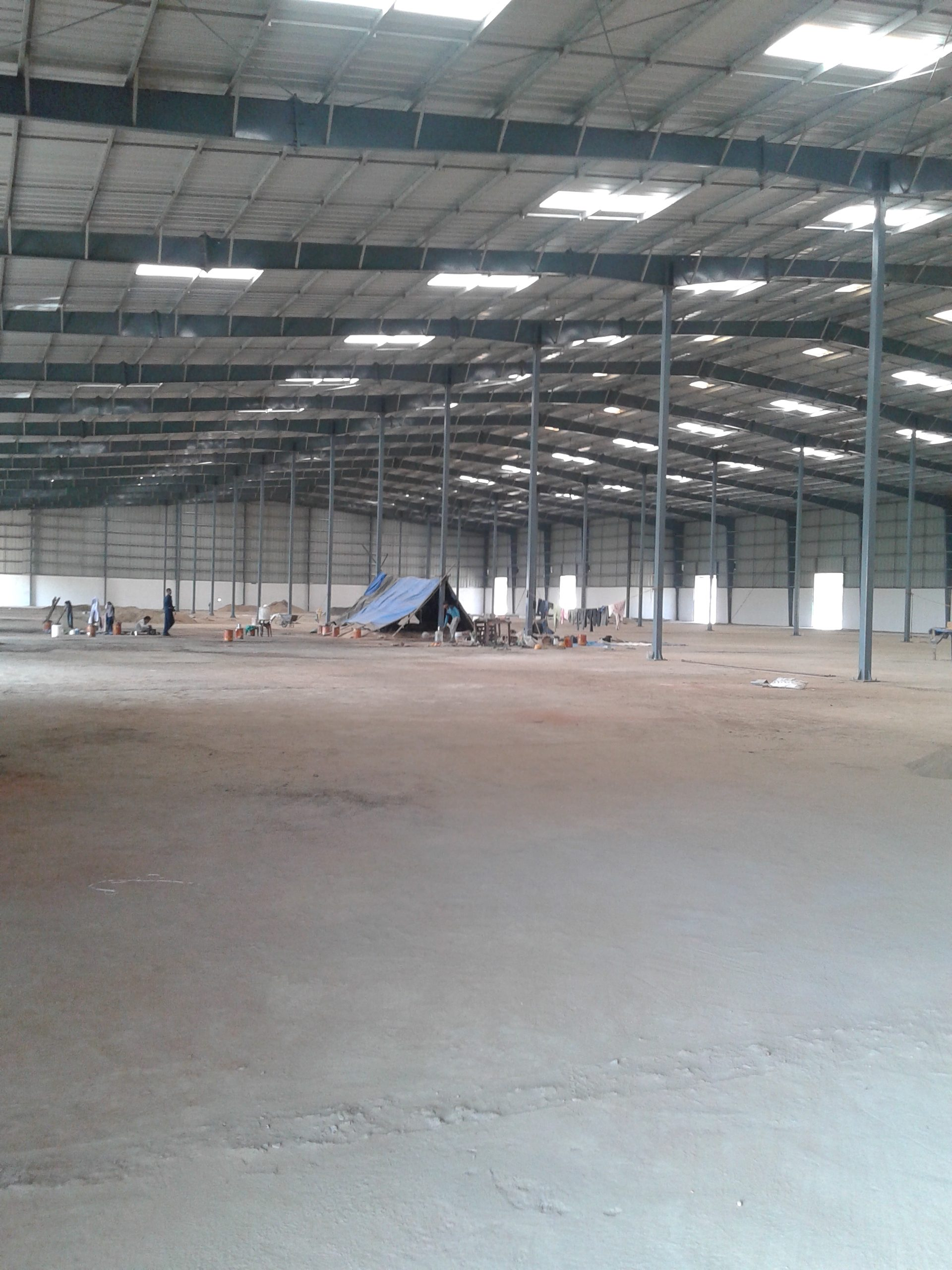 45000 sq.ft Warehouse or Godown for Rent in Aslali, Ahmedabad
