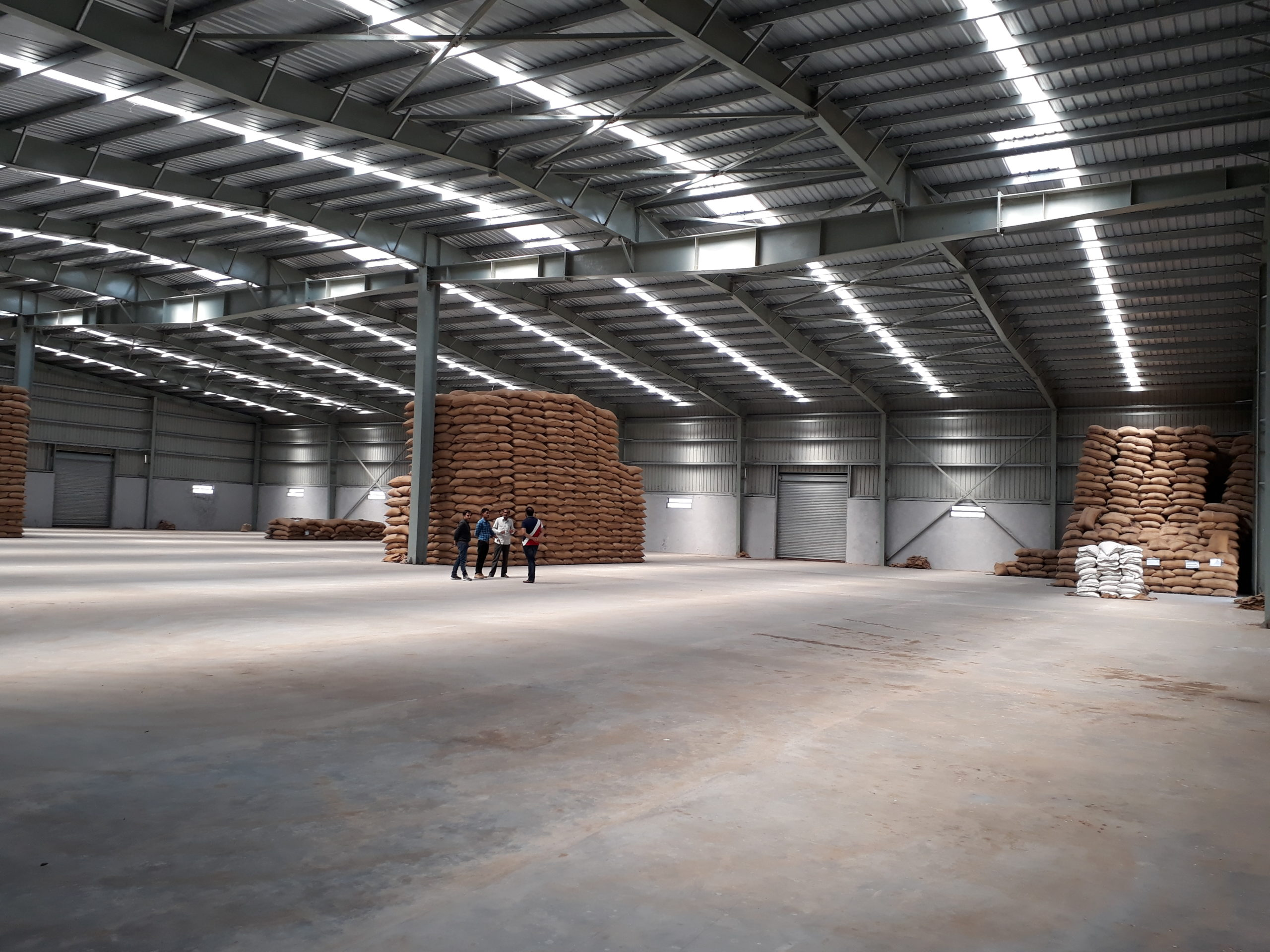 45000 sq.ft Warehouse for lease in Kathwada, Ahmedabad