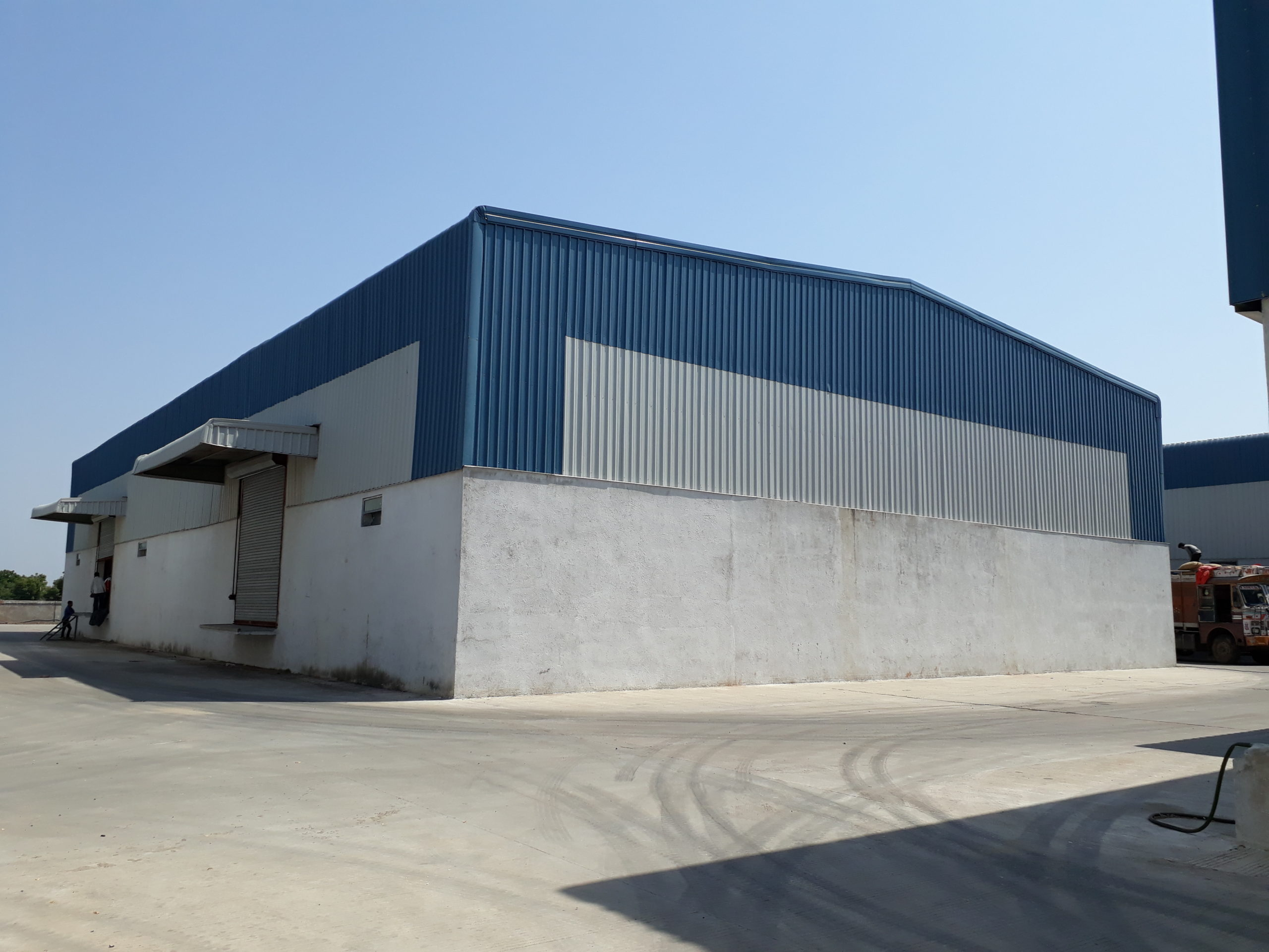 28000 sq.ft Industrial Shed for lease in Kathwada, Ahmedabad