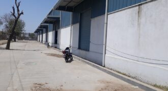 120000 sq.ft Industrial shed for lease in Narol, Ahmedabad