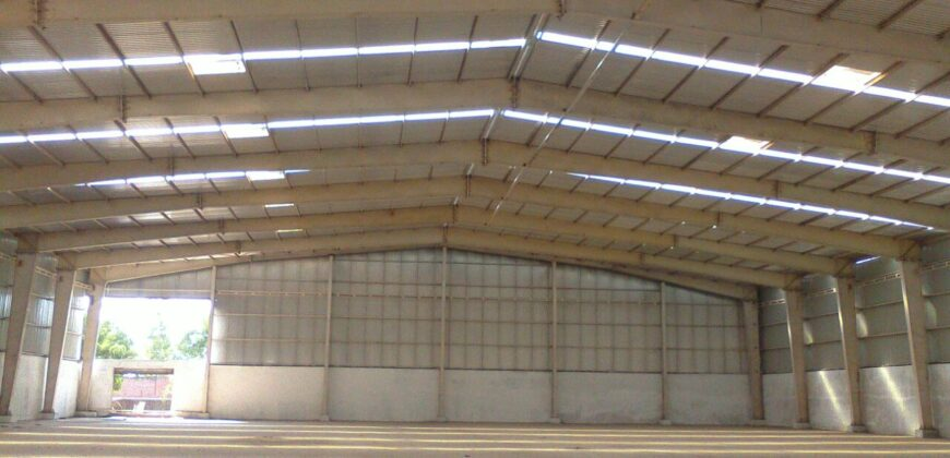 60000 sq.ft Industrial Shed for lease in Santej, Ahmedabad