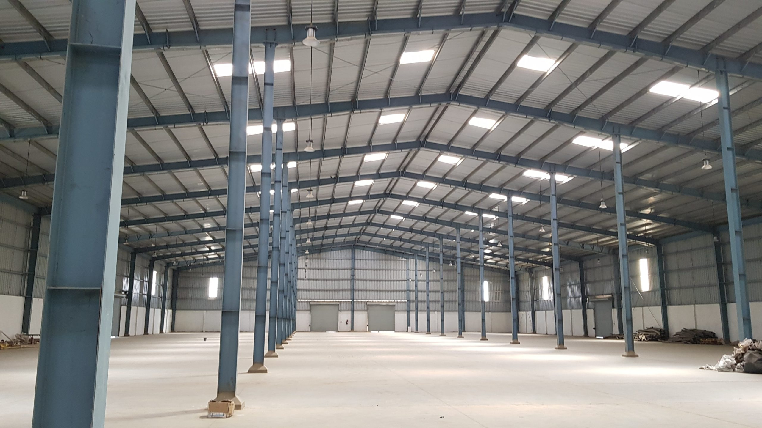 170000 sq.ft | Find Best Industrial Shed in Sanand