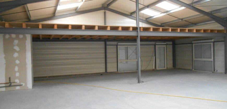 40000 sq.ft | Find Best Industrial Shed in Kheda