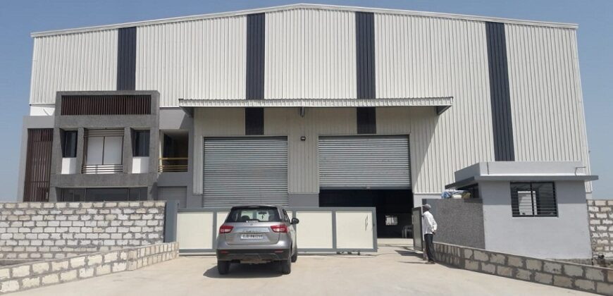 52000 sq.ft Find Warehouse in Vatva, Ahmedabad
